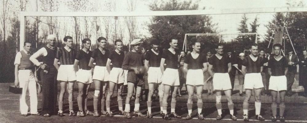1940. Campeón Primera División