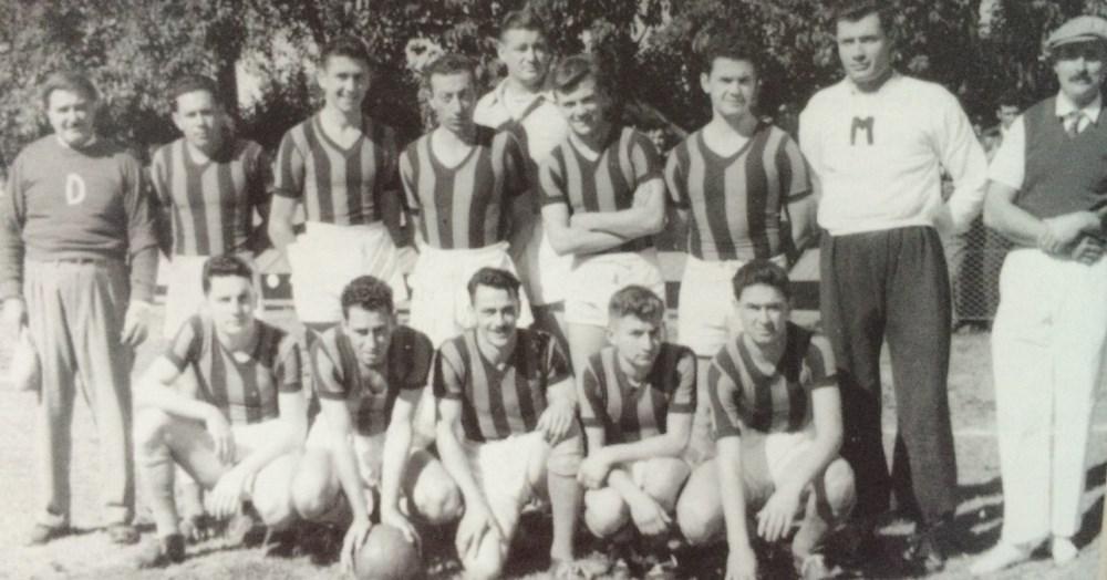 1958. Campeón Segunda División