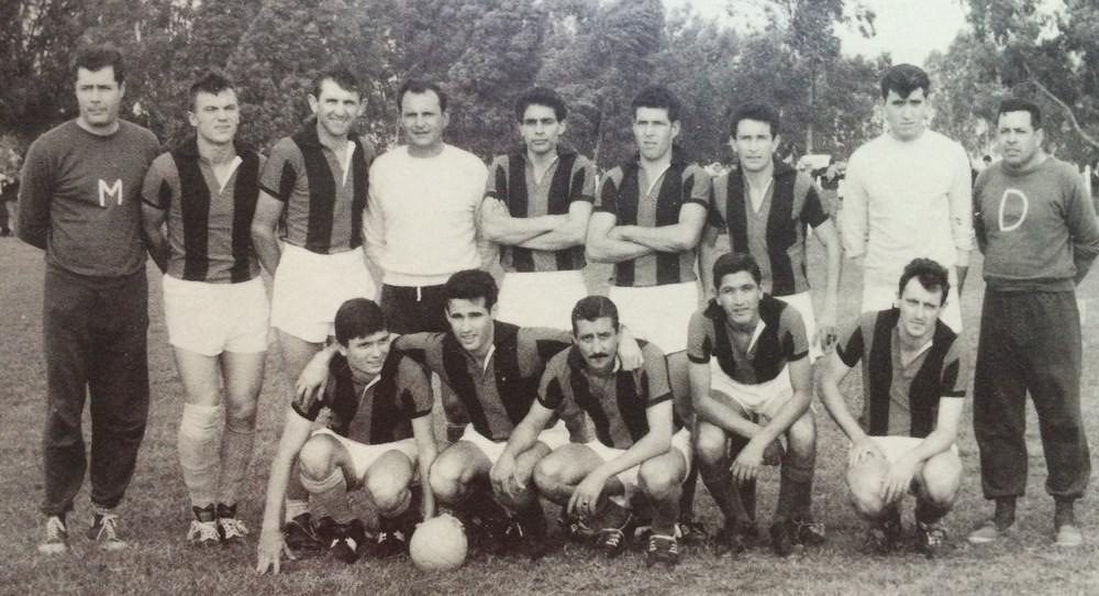1964. Campeón Primera División