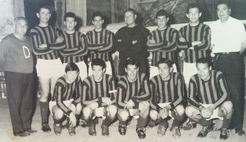 1965. Campeón Primera División