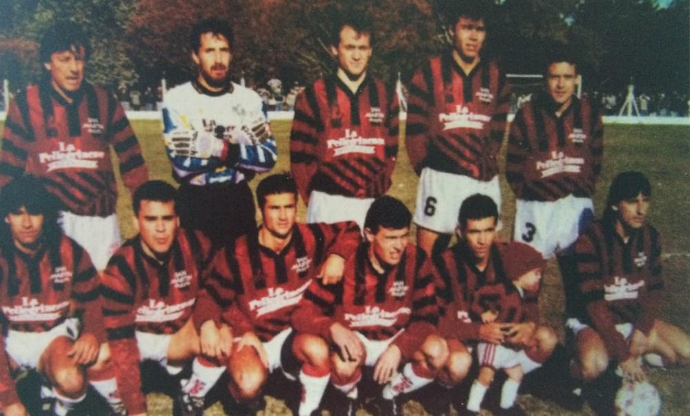 1994. Campeón Primera División y Campeón Copa Provincia de Santa Fe
