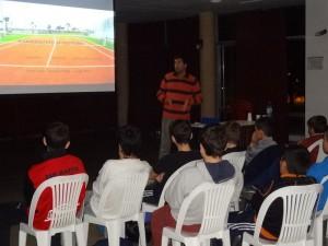 Charla Psicología Deportiva