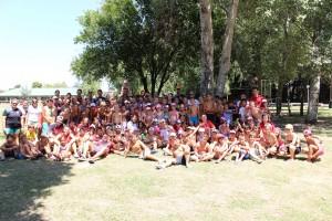 Campamento Rojinegro de Verano 2017 Parte 1
