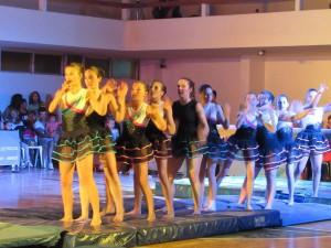 Gala Gimnástica Rojinegra 2016